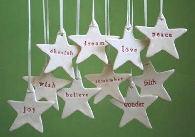 Handmade Christmas Decorations | Andie's World