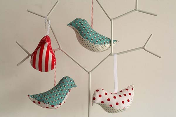 Handmade christmas decorations andie 39 s world for Christmas ornaments to make for gifts