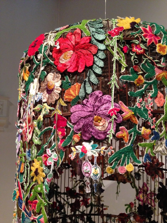 Let The Jungle In by Louise Saxton, 2013